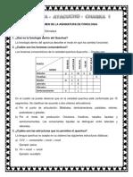 Examen de La Asignatura de Fonologia 1