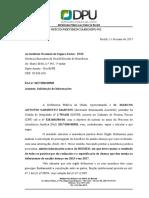 84. Oficio Ao INSS - Solicita Informacoes Hismed