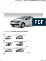 Confira Aqui as 7 Versões Disponíveis Para o Gol. Gol Carros Volkswagen Do Brasil