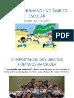 Direitos Humanos No Âmbito Escolar