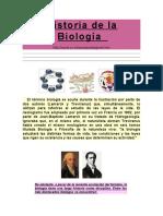 Desarrollo Histórico de la Biología