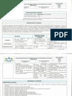 Proceso Planta de Tratamiento de Aguas Residuales Yopal