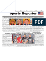December 12 - 18, 2017  Sports Reporter
