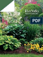 Lee Valley - Home & Garden 2017