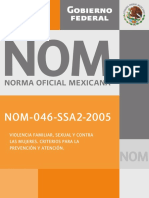 NOM SSS 046 Criterios para Atender la Violencia Familiar, Sexual.pdf