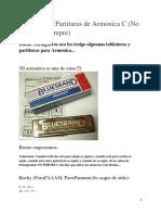 Tablaturas y Partituras de Armonica C (No son lo de siempre).docx