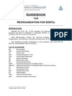 Gcg Guidebook Reorganization