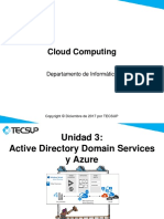 UNIDAD3 Azure and Active Directory
