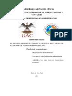 EL PROCESO ADMINISTRATIVO EN EL HOSPITAL SANTA ROSA DE LA CIUDAD DE PUERTO MALDONADO, 2017. CORREGIDO.docx