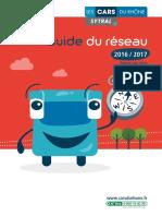 Guide 2016.2017 Logement France