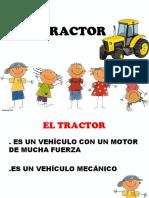 El Tractor Disertacion