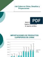 2.- 2013 Mercado Chino Proyecciones y