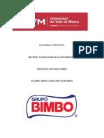 Actividad 2 Grupo Bimbo