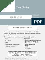 Caso Zafira G4