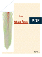TB Lecture07 Seismic
