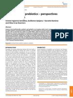 Probiotics and Prebiotics Perspectives and Challanges