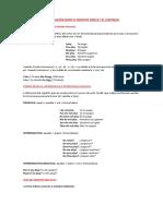 COMPARACIÓN ENTRE EL PRESENTE SIMPLE Y EL CONTINUO.docx