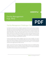 Facility Management Feat. RFID