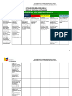 Estandares de Ciencias Naturales 20-10-2016
