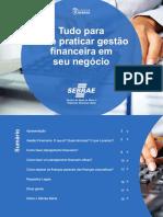 [eBook] SEBRAE BA - Tudo Para Você Praticar Gestão Financeira Em Seu Negócio