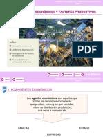 Bachiller1c2ba Tema 3 Agentes Economicos y Factores Productivos