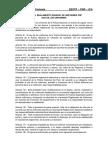 Reglamento Uniforme Pnp