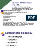 Presentasi Mengenai Limbah B3 - 1