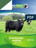 Catálogo Inseminación Colanta 2017 2018