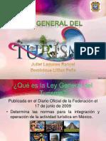 Ley General Del Turismo (1)