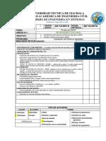 Practica 01 - DHCP