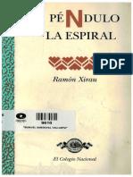Xirau, Ramón-El Péndulo y La Espiral-El Colegio Nacional (1994)