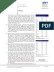 Market Update - Benchmarking