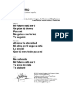 FUTURE DECIDED - Spanish Official Translation