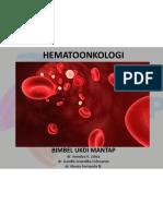 [PESERTA] Interna 3 (Hematoonkologi) Februari 2016