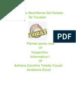 Entorno Excel
