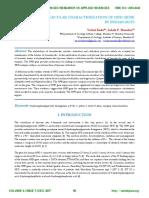 MOLECULAR CHARACTERIZATION OF HPD GENE IN INDIAN BATS.http://iaetsdjaras.org/