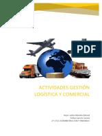 actividades logistica