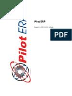Pilot Erp User Manual