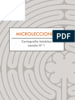 Microlecciones Cartografia 1 1