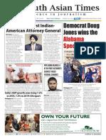Vol.10 Issue 32 December 16-22, 2017