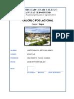Calculo Poblacional Bagua