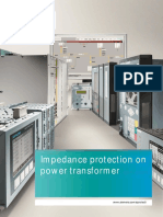 APN-045 Impedance Protection on Power Transformer