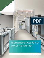 APN-045 Impedance Protection on Power Transformer