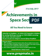Achievements in Space Sector.pdf