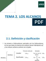 Tema 2 Los Alcanos