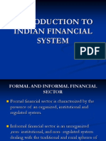Introduction to Indian Financial System2