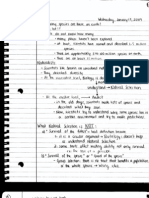 bio notes