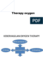 Therapy Oxygen