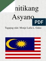 Panitikang Asyano