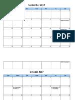 GMAT Personal Schedule